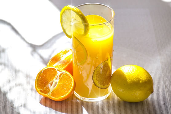 Sodas et jus de fruit